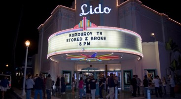 Tubes at Almond and Flicks at Lido