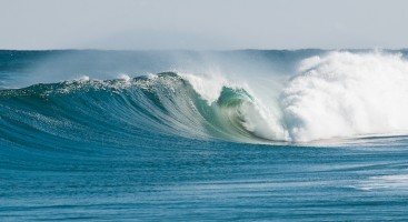 Surfing the 38th Parallel, Photo Essay Series: Waves.