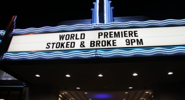 Stoked and Broke Premiere in Long Beach