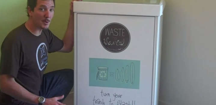 Waste to Waves - A Solution to Recycling Your Foam