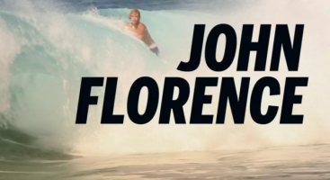 John John Florence in Surprise Excitement Party