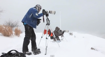 The Capabilities of Canon cameras in extreme conditions