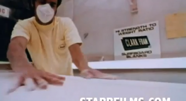 How To Make A Surfboard (1970′s TV Show)