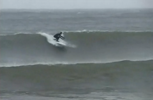 Liking Long Inland Lefts...