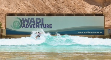 There's Just Something About That Wave Pool in Dubai
