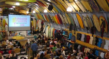 After the Fact: San Diego Surf Ladies Board Shorts Film Fest