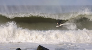 Surfing in Northern Germany