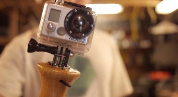 How to Make a Custom GoPro Handle