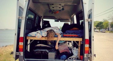 How to Sleep Better on the Road