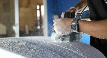 Making Surfboards in All Shapes and Sizes