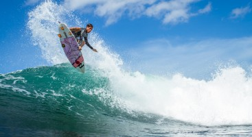 Josh Gill Above the Reef