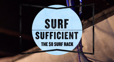 The Best Surfboard Rack for Under $10