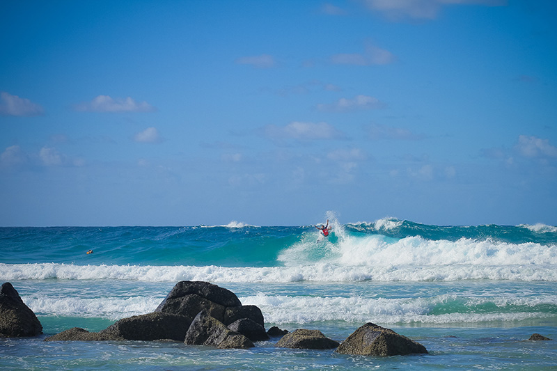 Queensland Australia Surf Trip