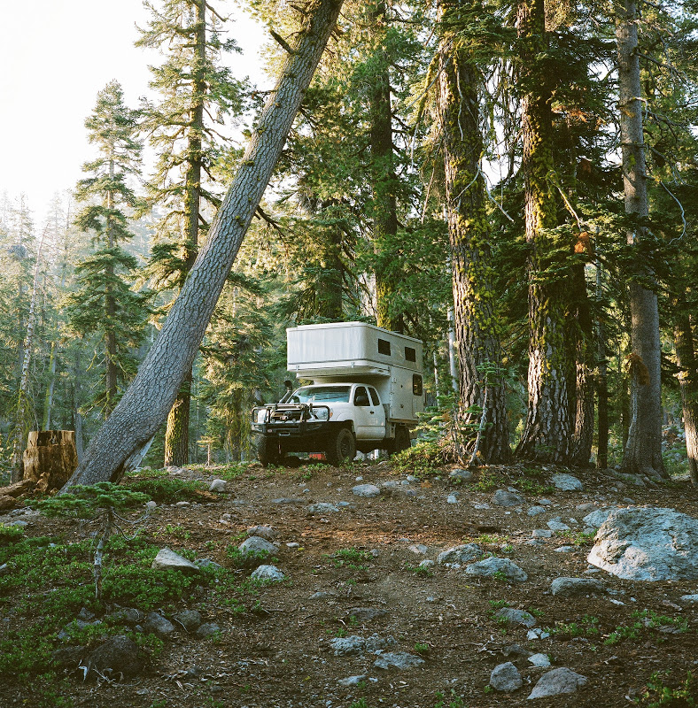 Foster Huntington Toyota Camper