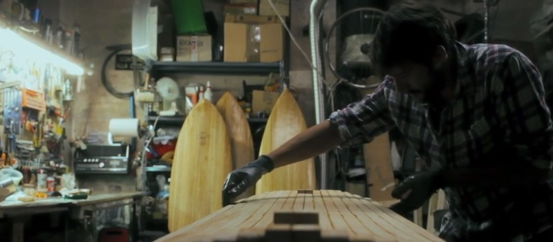wood surfboards documentary film