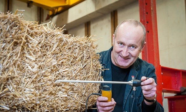 Pre Fab Straw Bale Homes For The Masses Hit The European